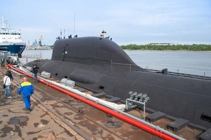 Главком ВМФ рассказал о самых мощных российских подлодках