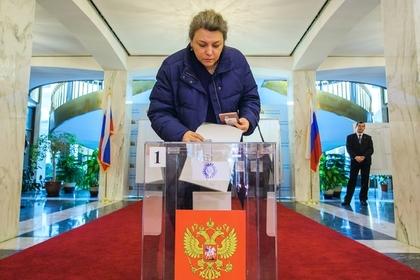 Вашингтон проголосовал за Путина