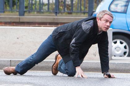 Мартин Фримен больше неполучает удовольствия отучастия впроекте «Шерлок»