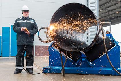 «Газпром» уничтожит сотни километров труб из-за «Турецкого потока»
