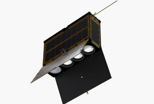 Внешний вид космического аппарата МКА-Н