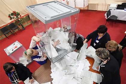Международные наблюдатели признали законность выборов в Крыму