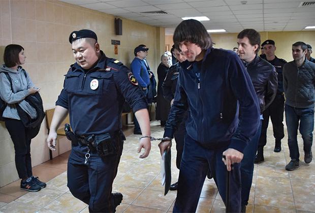Андрей Кочуйков — Итальянец (справа)