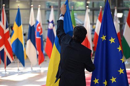 Украина пожаловалась Евросоюзу на выборы в Крыму