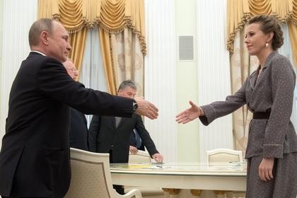 Собчак попросила В. Путина опомиловании 16 «политзаключённых»