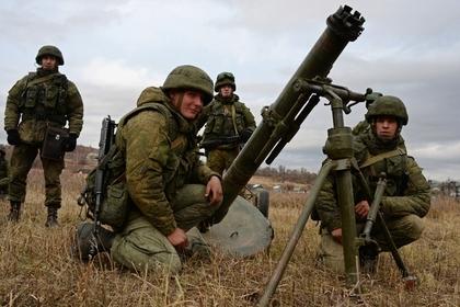 Российская армия получила модернизированные минометы «Сани»