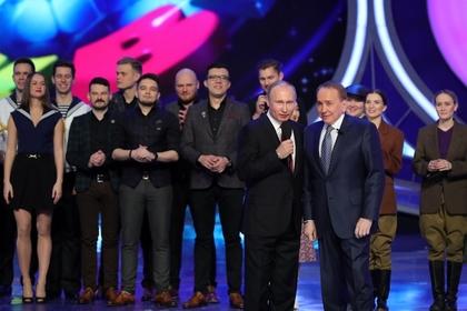 Александр Масляков сказал, что у В. Путина «замечательное чувство юмора»