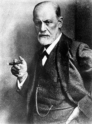 Зигмунд Фрейд, 1920 год