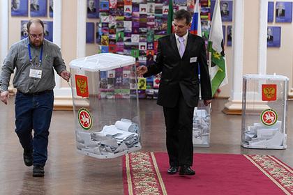 На выборах президента в Норильске зафиксировали рекордную явку