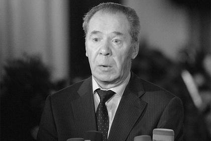 Скончался прежний руководитель МВД РФ Виктор Ерин