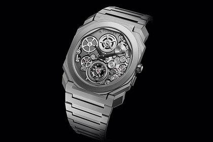 Создан самый тонкий в мире турбийон  Часы  Ценности  Lenta.ru 36c79ed593a