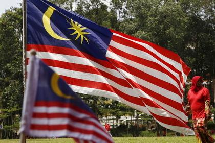 Американцы приняли флаг Малайзии за знамя террористов