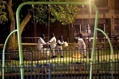 Москва обвинила Лондон в организации нападения на Скрипаля
