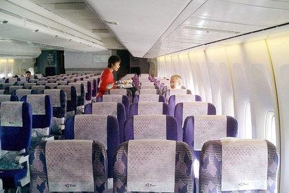 Зарубежная авиакомпания небудет перевозить пассажиров сширокой талией