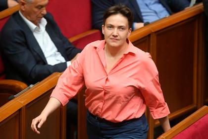 Савченко нарекли «проектом ФСБ»
