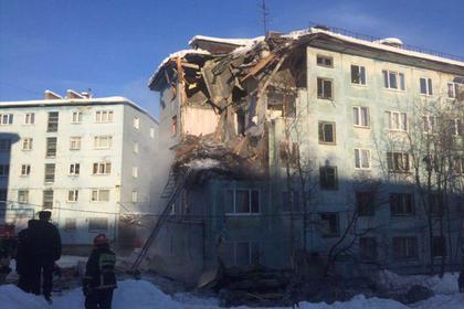 Приоритетной версией взрыва в Мурманске назвали суицид