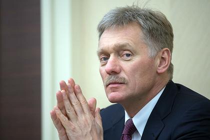 Песков назвал обвинения вдомогательствах Слуцкого «данью моде»