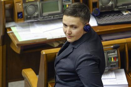 Обнародовано видео с разговорами Савченко о госперевороте