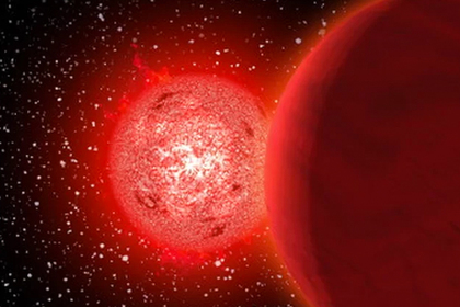 Найдены признаки столкновения Солнечной системы с чужой звездой