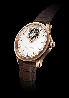 Часы Manero Tourbillon DoublePeripheral