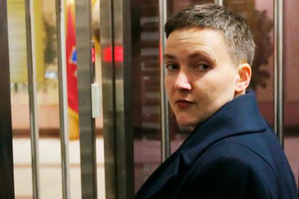 Опубликовано видео задержания Савченко