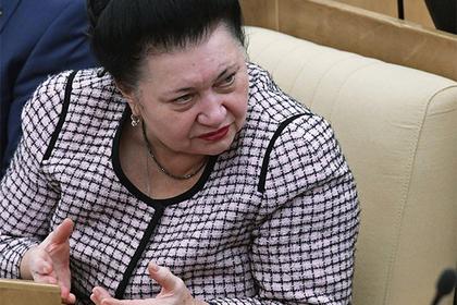 Депутат Госдумы после скандала со Слуцким рассказала об отсутствии «домагиваний»