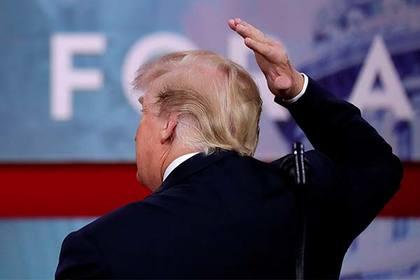 Трамп посоветовал себе не баллотироваться в президенты