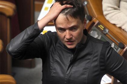 Савченко оценила российские СИЗО выше украинских