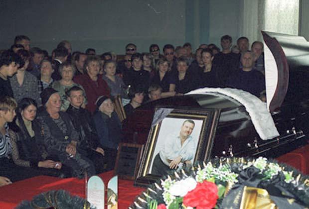 Прощание с Михаилом Кругом