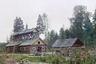 Снимок сделан в Петрозаводском уезде Олонецкой губернии (Кондопожский район Республики Карелия).