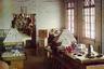 Фотография сделана на одной из чайных фабрик поселка Чаква Батумского округа Кутаисской губернии Российской империи. Теперь это поселок городского типа Чакви Кобулетского муниципалитета Аджарии (Республика Грузия).