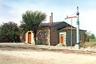 Снимок сделан на станции Голодная Степь Ходжентского уезда Самаркандской области. Теперь это город Гулистан Сырдарьинской области Республики Узбекистан.