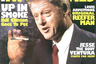 В начале 2000-х расположение журнала снискал бывший президент США Билл Клинтон, который заявил, что употребление марихуаны не должно считаться преступлением. В бытность главой государства он говорил иначе. Когда оппоненты раскопали историю о том, что в студенчестве Клинтон был замечен с марихуаной, тот переложил ответственность на дурную компанию. Он заявил, что «не затягивался». Эта фраза стала мемом, хотя в начале 1990-х это слово имело совсем иную коннотацию.