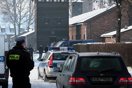 Израильтянин помочился на памятник в Освенциме и поплатился