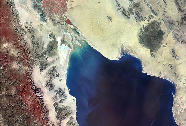 Мексика, Калифорнийский залив