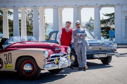 В Севастополе пройдет ралли исторических автомобилей