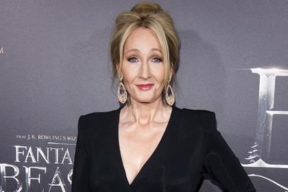 Джоан Роулинг получила порцию критики залайк «мужчин вплатьях»