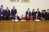 Заседание межправительственной комиссии России и КНДР в Пхеньяне