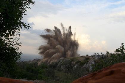 ИГ устроило внезапную атаку на сирийскую армию