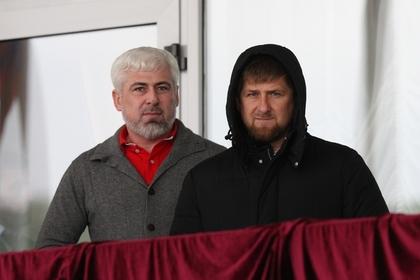 Шаа Турлаев и Рамзан Кадыров