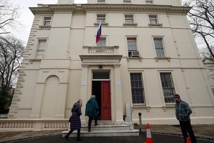 В посольстве России ответили на предложение присоединить Великобританию
