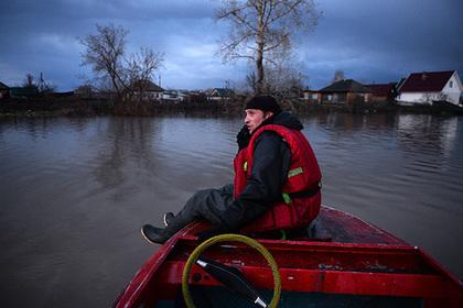 Более 200 домов ушли под воду в Алтайском крае