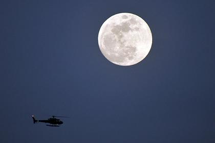 США заявили о владениях на Луне