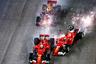 Фотожурналист Эндрю Хон, сотрудничающий с LAT Images, занял второе место в категории, посвященной спортивным событиям. На снимке запечатлена авария с участием гоночного болида Ferrari.