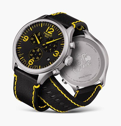 Часы Tissot Chrono XL Tour de France