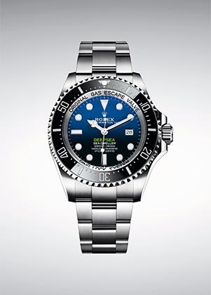 Часы Oyster Deepsea