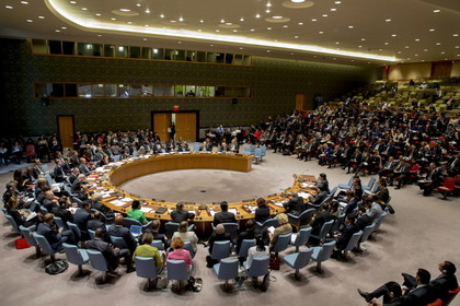 Небензя назвал ударом решение США овысылке русских дипломатов
