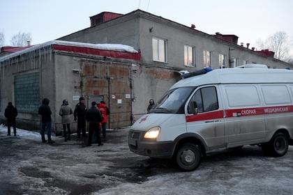 В Кемерове родственникам погибших при пожаре начали передавать тела