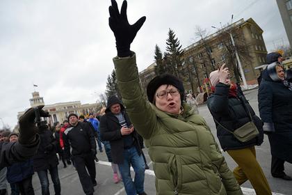 Очевидцы рассказали о «жаждущей крови» толпе в Кемерове