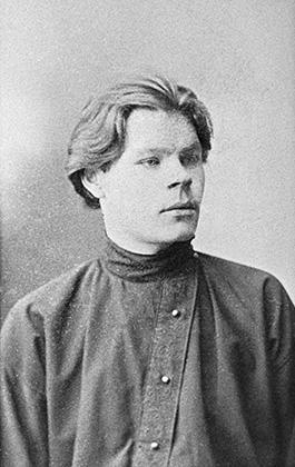 Максим Горький, 1891 год, Нижний Новгород